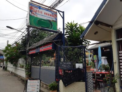 Little Norway Bar, Hua Hin, Thailand.