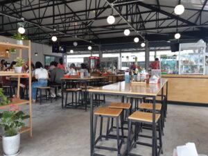 Inside of Ar-Ma cafe